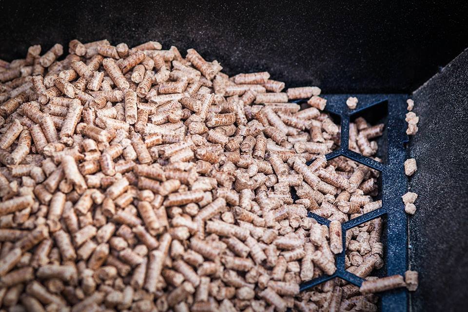 wood cooking pellets for grill
